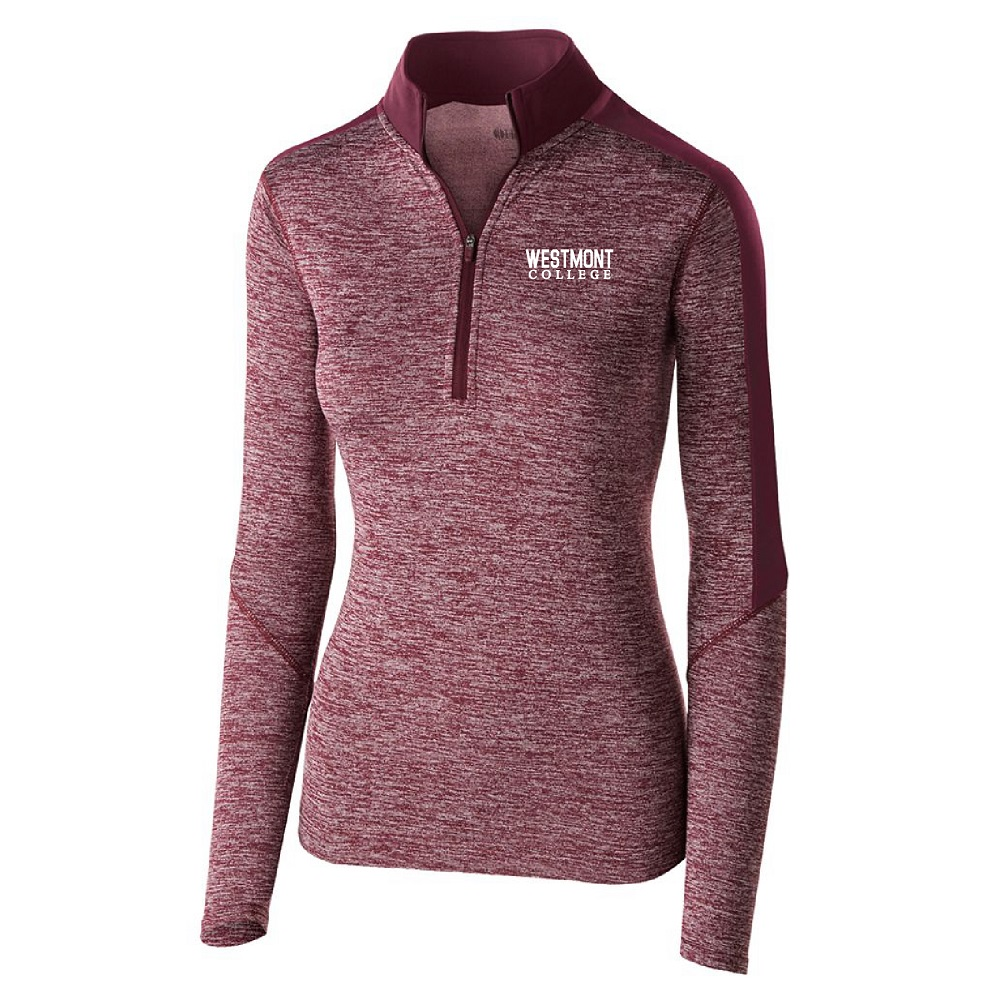 image of: Holloway Women's Electrify 1/2 Zip Pullover