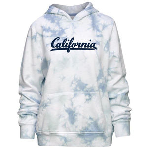 MD25-W Starburst Tie Dye Hood California WM