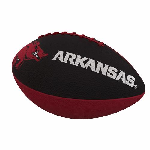 Arkansas Razorbacks Logo Brands Junior Sized Football