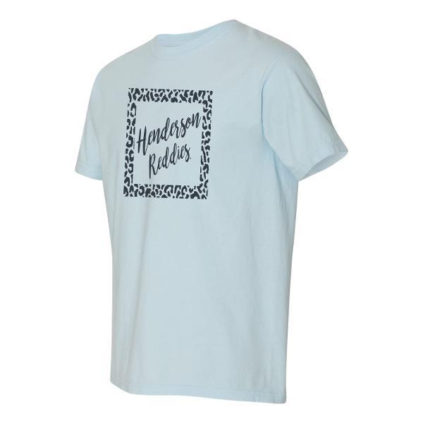 Henderson Reddies Leopard Block Short Sleeve T-Shirt