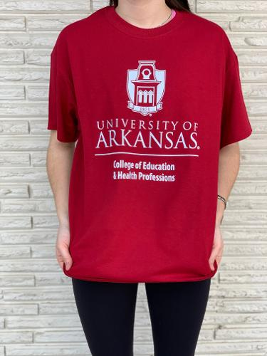 University of Arkansas College of Education & Health Professions Tee