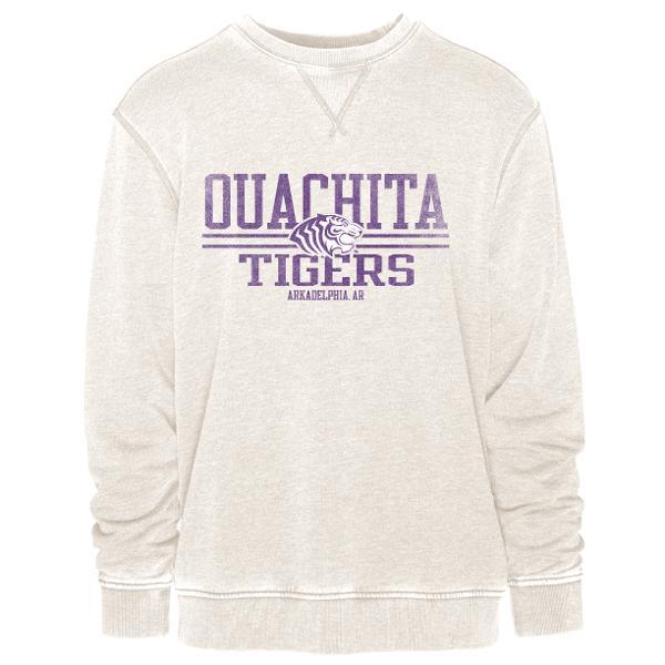 Ouachita Tigers Vintage Crew