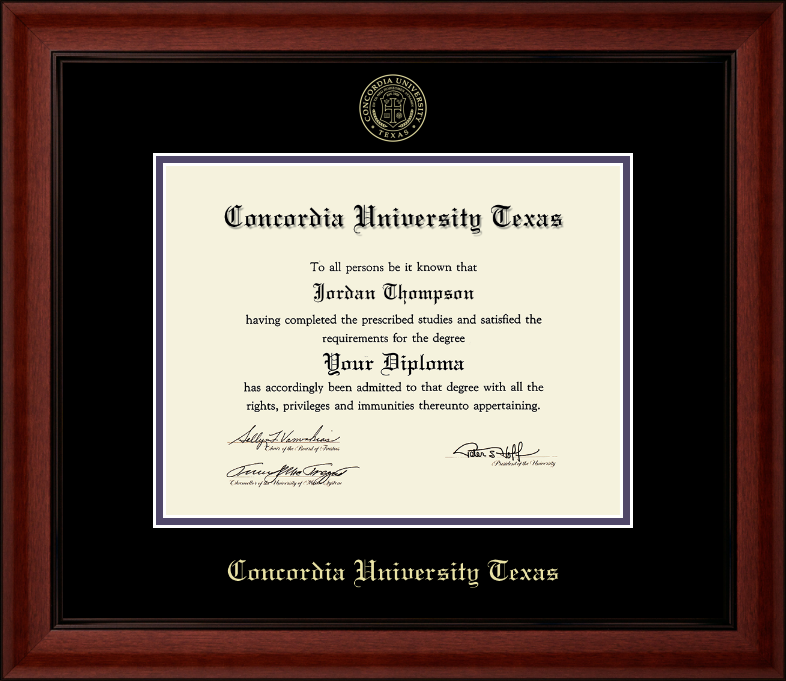 11x14 Cambridge Diploma Frame
