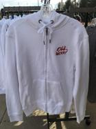 Image for the Fleece Hooded Jacket OH WOOO! product