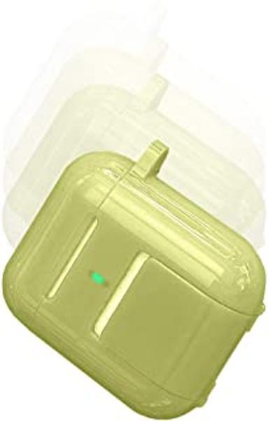 Square Jellyfish Kickstand for AirPods - Yellow Box