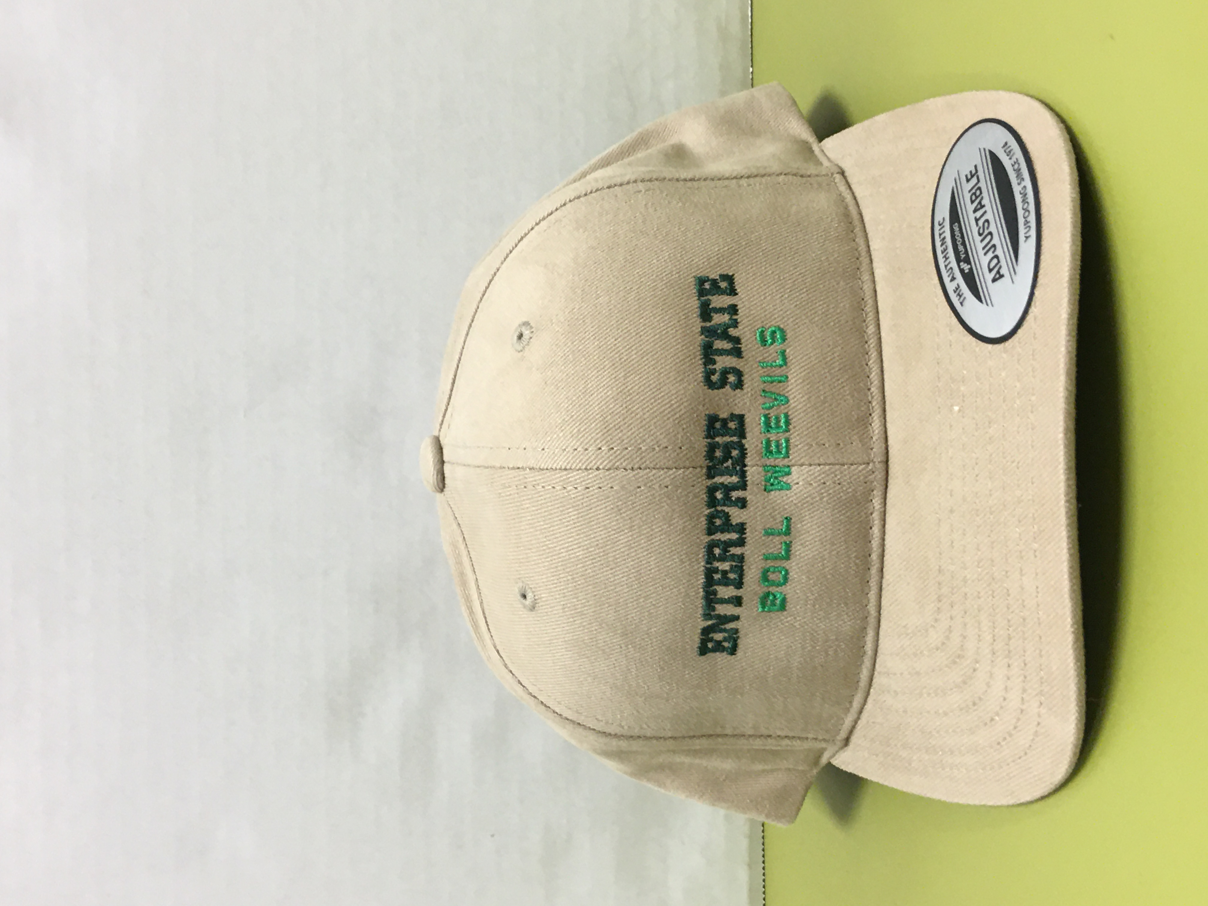 image of: Enterprise State Boll Weevils YUPOONG HAT