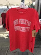 Image for the Ohio Wesleyan University Tee product