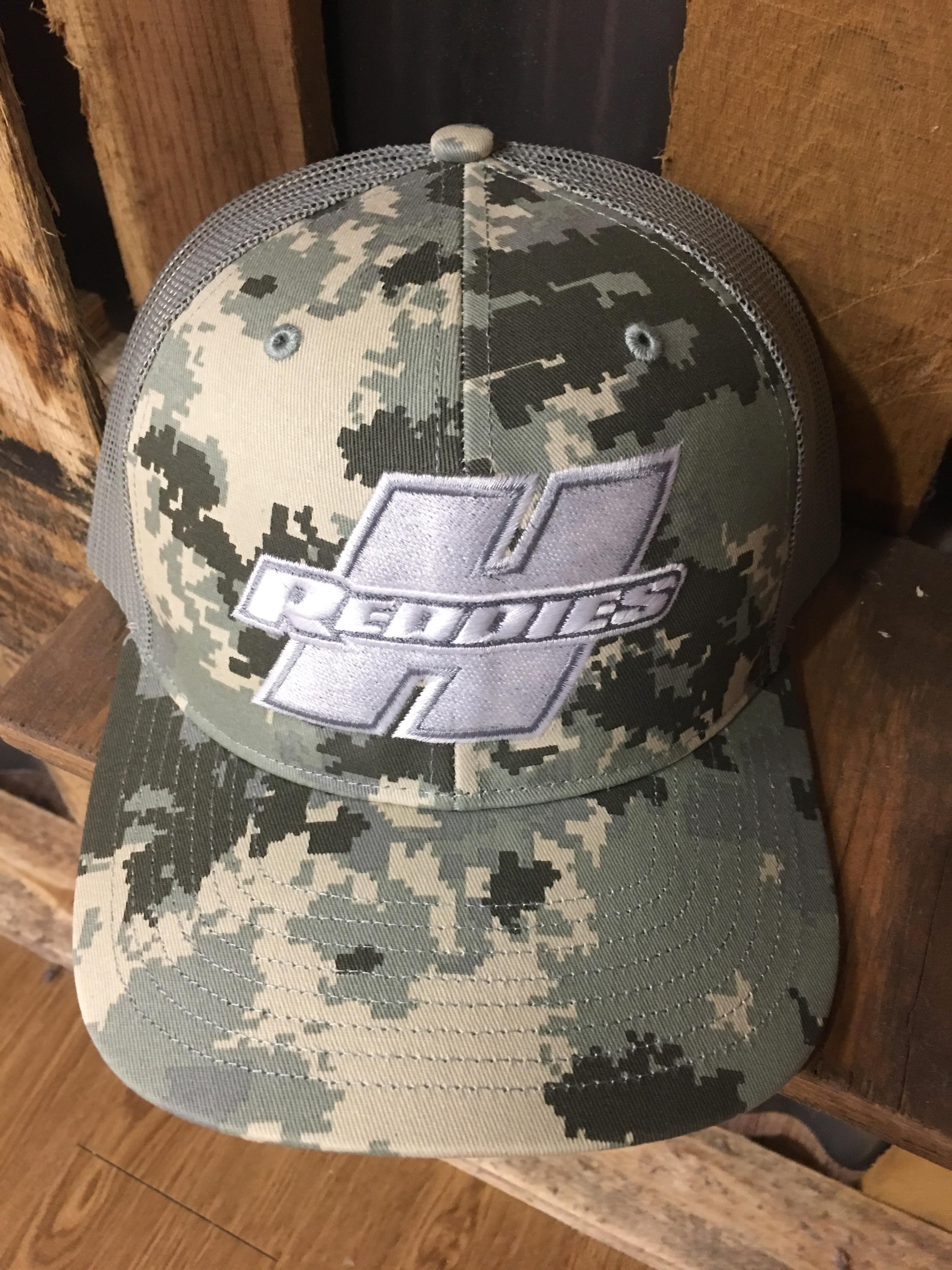 image of: Military Appreciation Digi Camo Coaches Hat