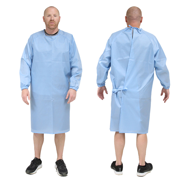 image of: Isolation Gown - Reusable