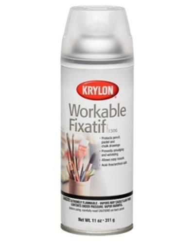 Krylon Workable Fixaif
