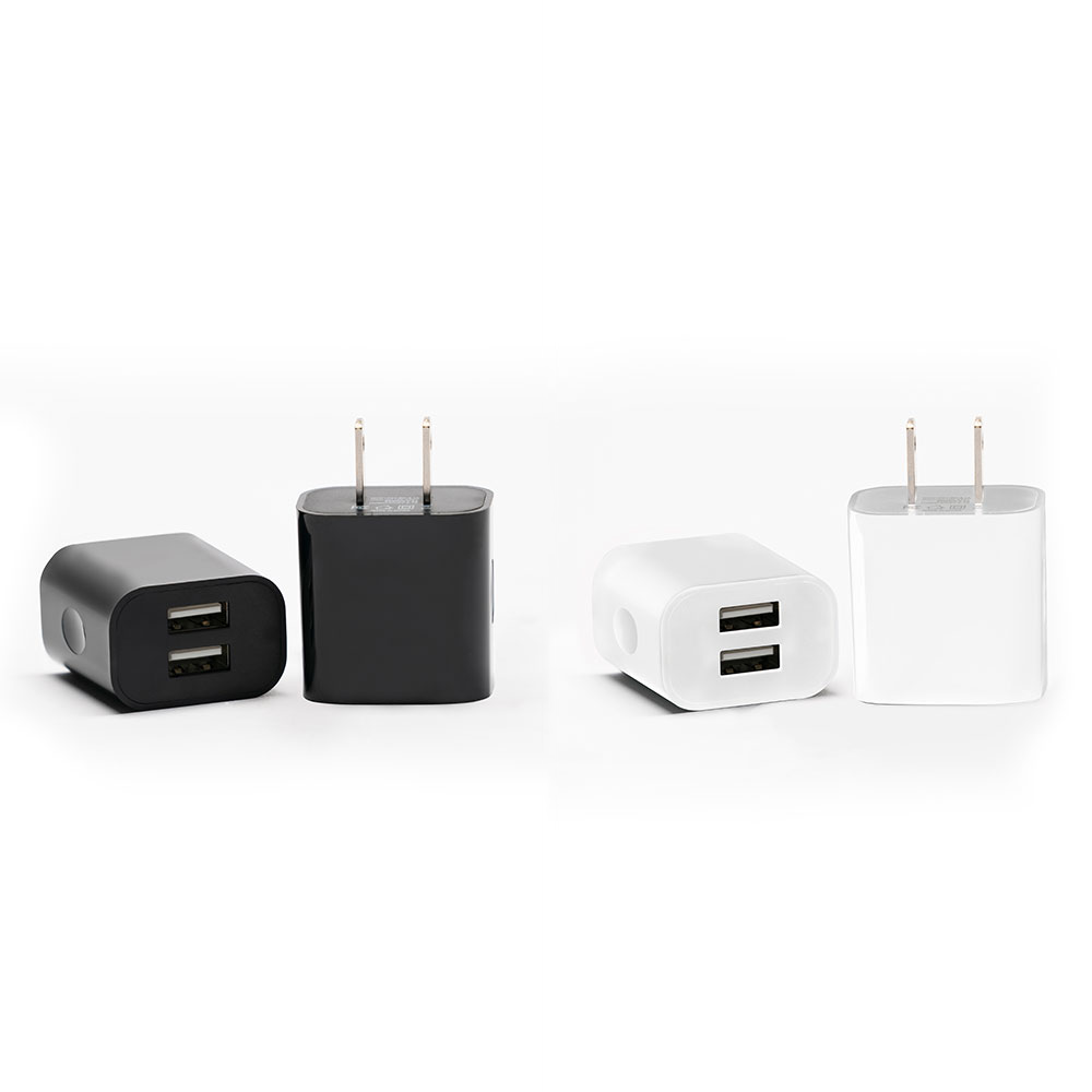 image of: Charge MAXX Wall Charger - Black/White