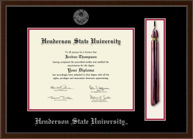 image of: Tassel Edition Diploma Frame