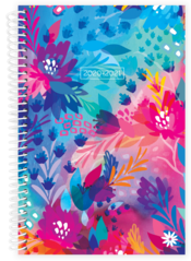 2020-2021 Soft Cover Planner Floral Jungle