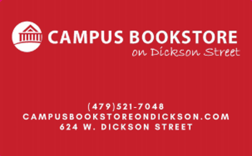 Campus Bookstore Gift Card (Physical)