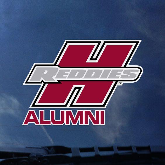 image of: Henderson Reddies Alumni Decal