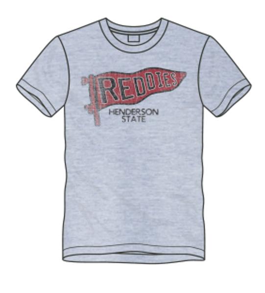 Henderson State Pennant Short Sleeve T-Shirt