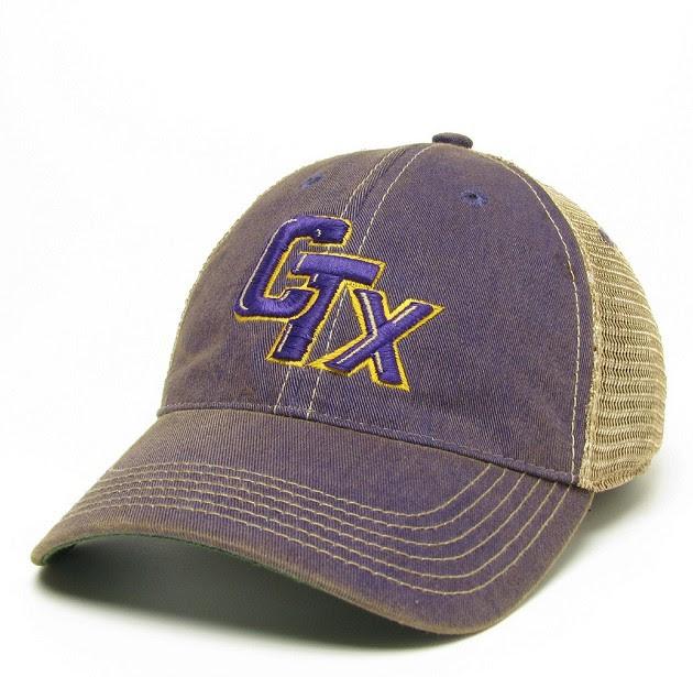 Purple Old Favorite Trucker Hat