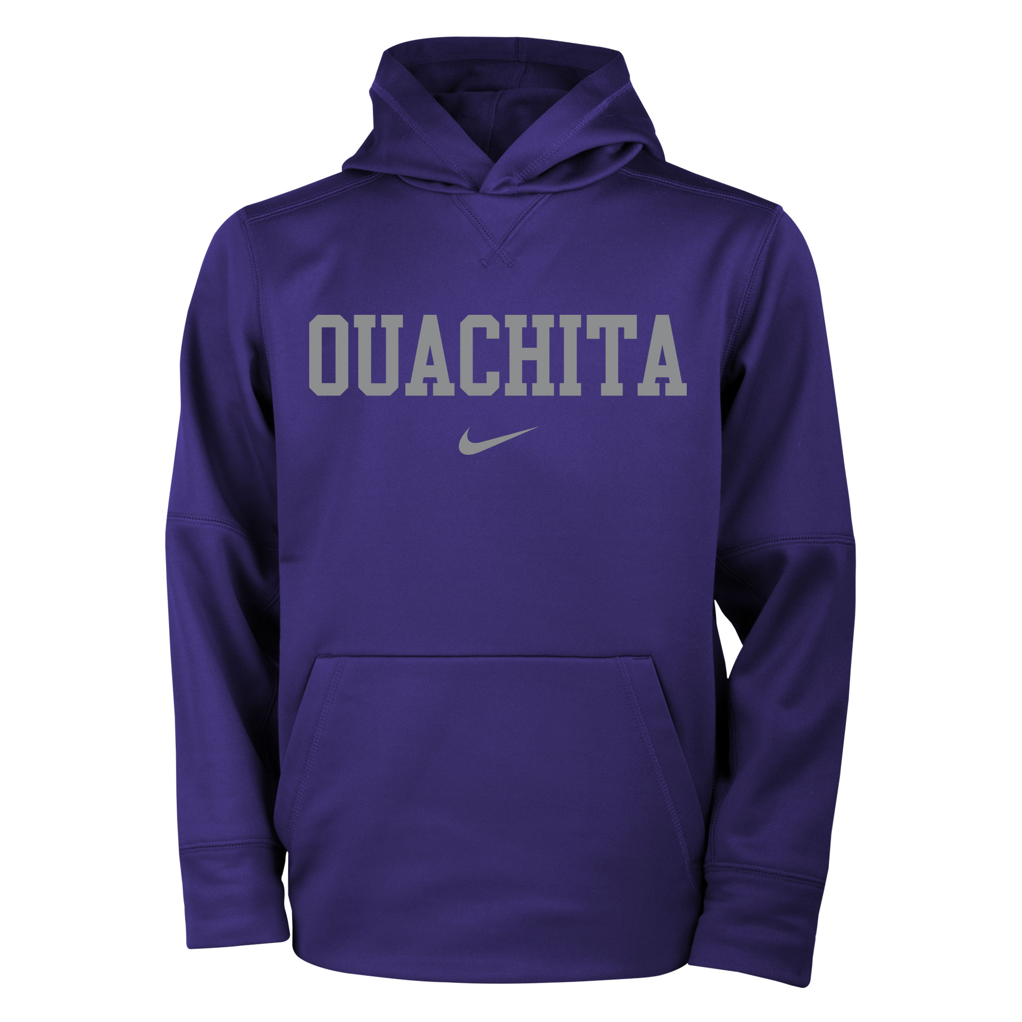 image of: NIKE YOUTH THERMA PO HOOD