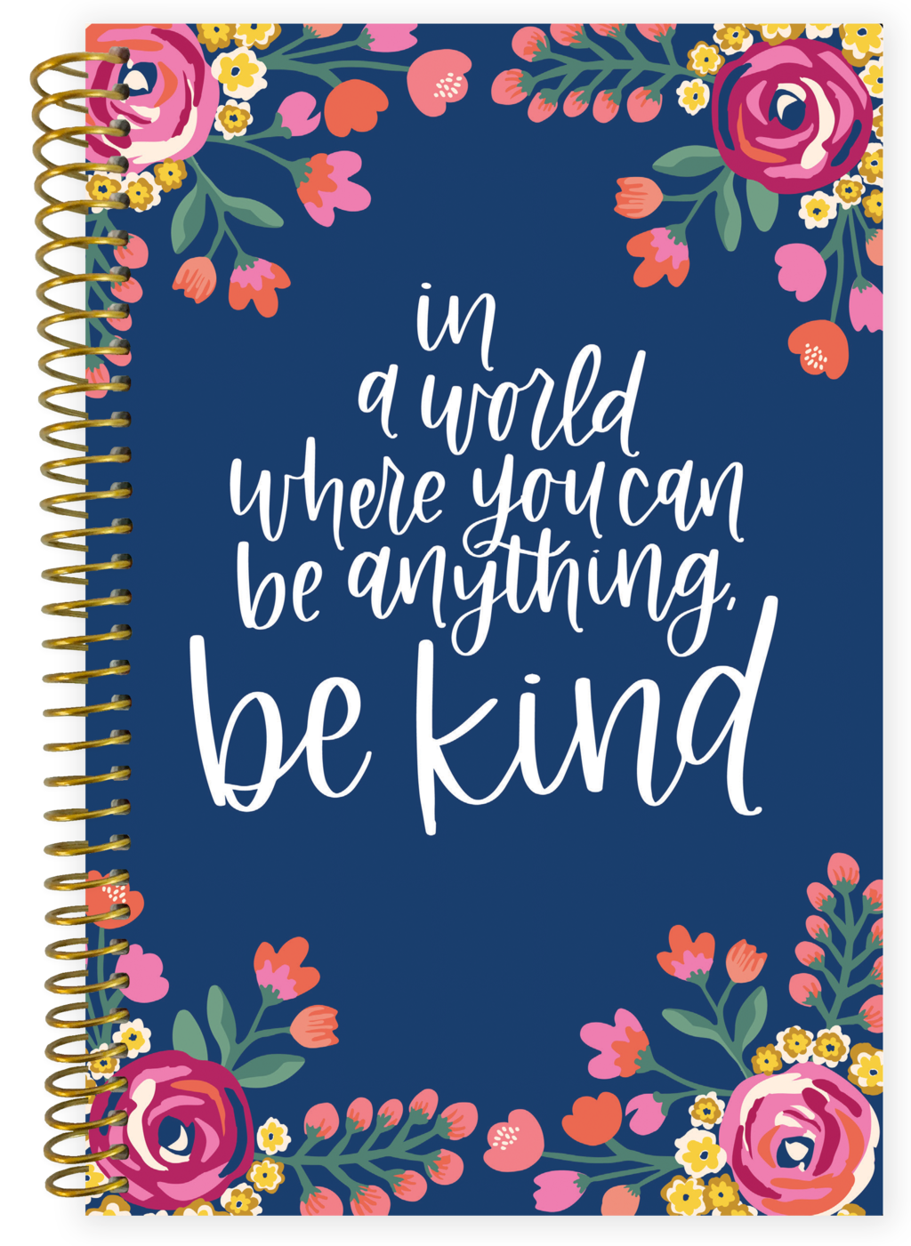 2020-21 Soft CoverPlanner, Be Kind