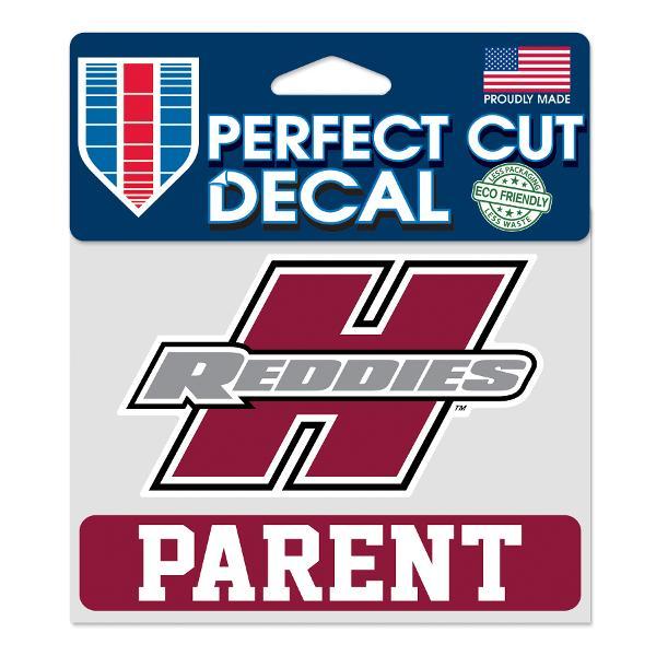 "Henderson Reddies 4"" x 5"" Parent Perfect Cut Decal"