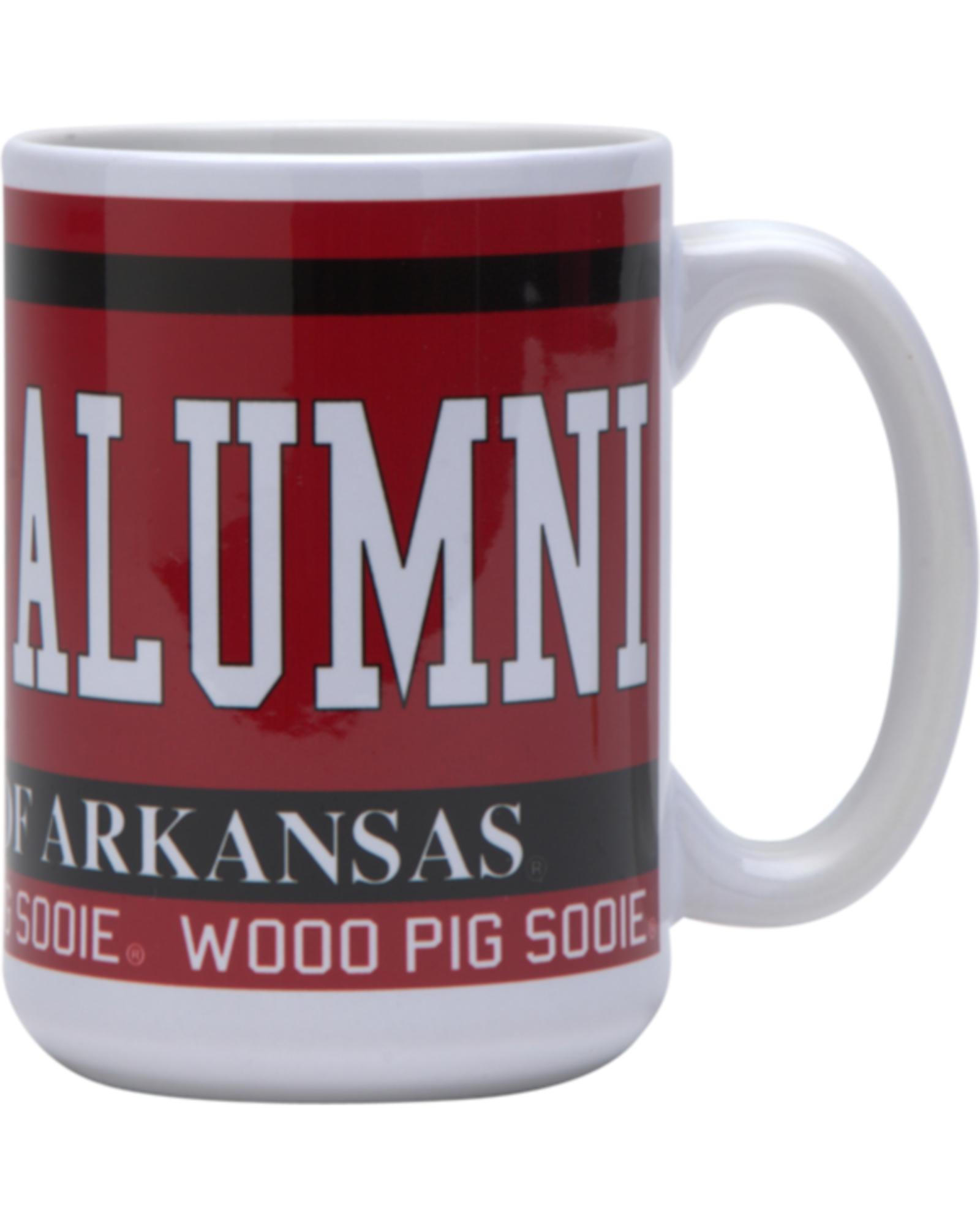 image of: Arkansas Razorbacks MCM Branded University of Arkansas Alumni Mug - Red
