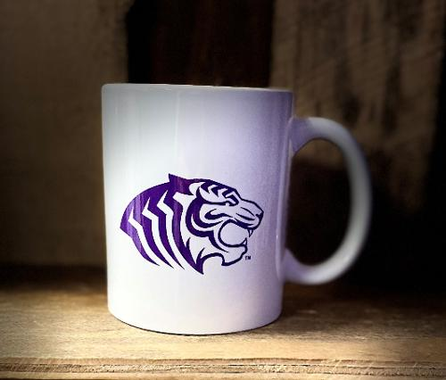 OUACHITA TIGER LOGO MUG