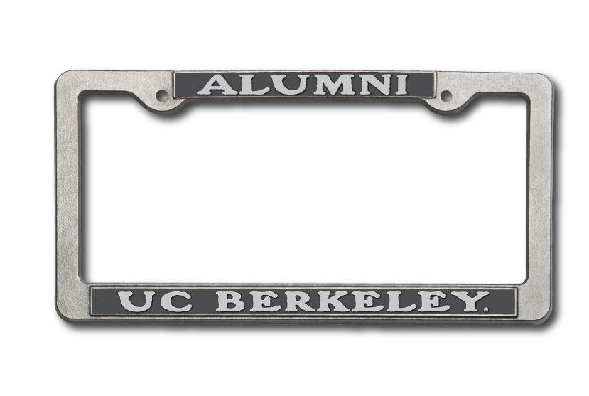 image of: Alumni Pewter License Frame