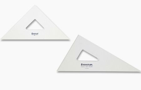 image of: Staedtler Professional Triangle