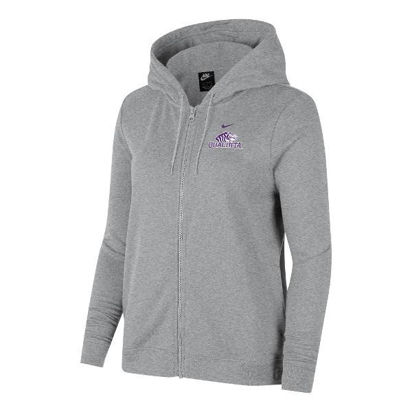 Varsity Fleece FZ Hood