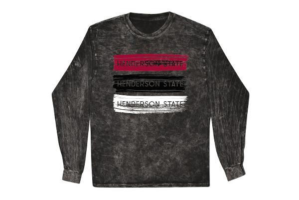 Henderson State Mineral Wash Boyfriend Long Sleeve T-Shirt