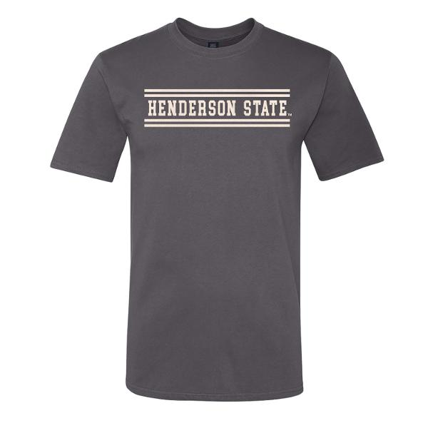 Henderson State Lines Ringspun Short Sleeve T-Shirt