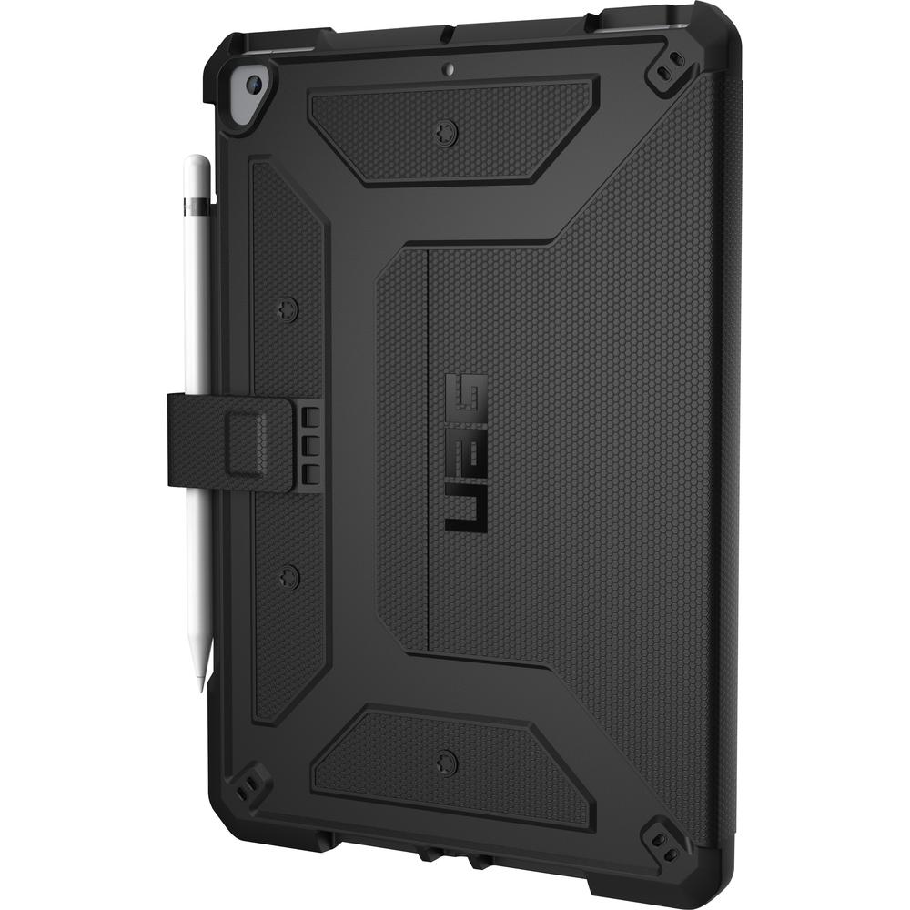 image of: Urban Armor Gear Metropolis Series iPad Case - Black 10.2in 1Pk BP iPad 10.2in 2019