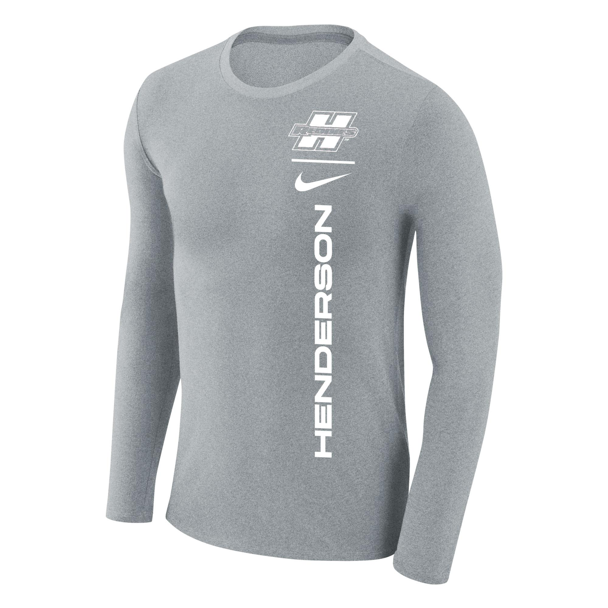 image of: Henderson Reddies Marled Long Sleeve T-Shirt