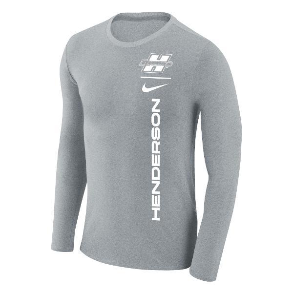 Henderson Reddies Marled Long Sleeve T-Shirt