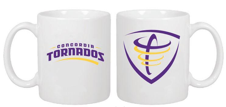 Concordia Tornados 8 oz. Mug