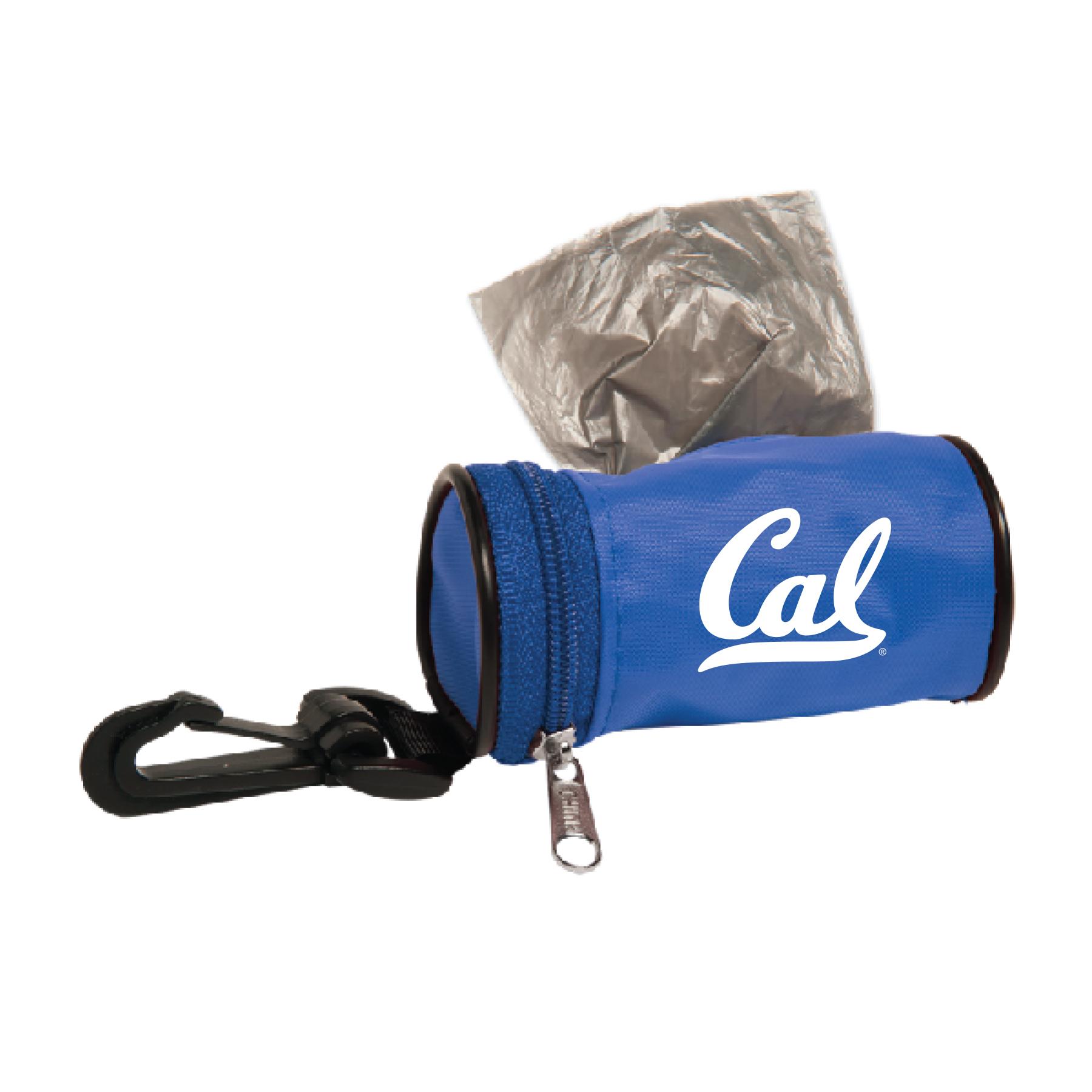 Detailed image of Pet Poop Bag Dispenser Cal Logo
