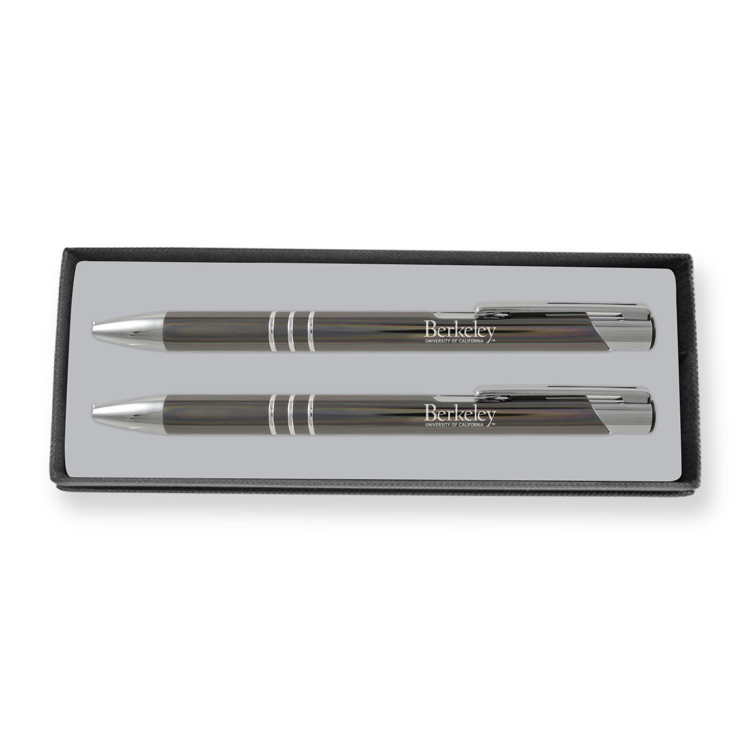 Aura Collegiate Pen and Pencil Set Signature Logo