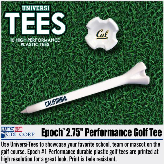 Golf Tees Cal Logo