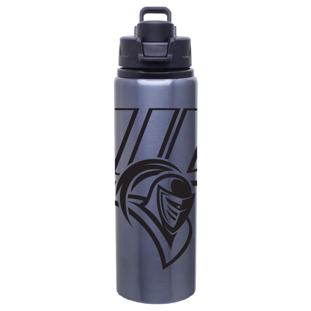 image of: Metal Water Bottle - Silver