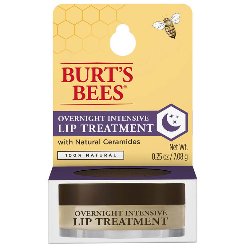 image of: Burt's Bees Overnight Intensive Lip Treatment