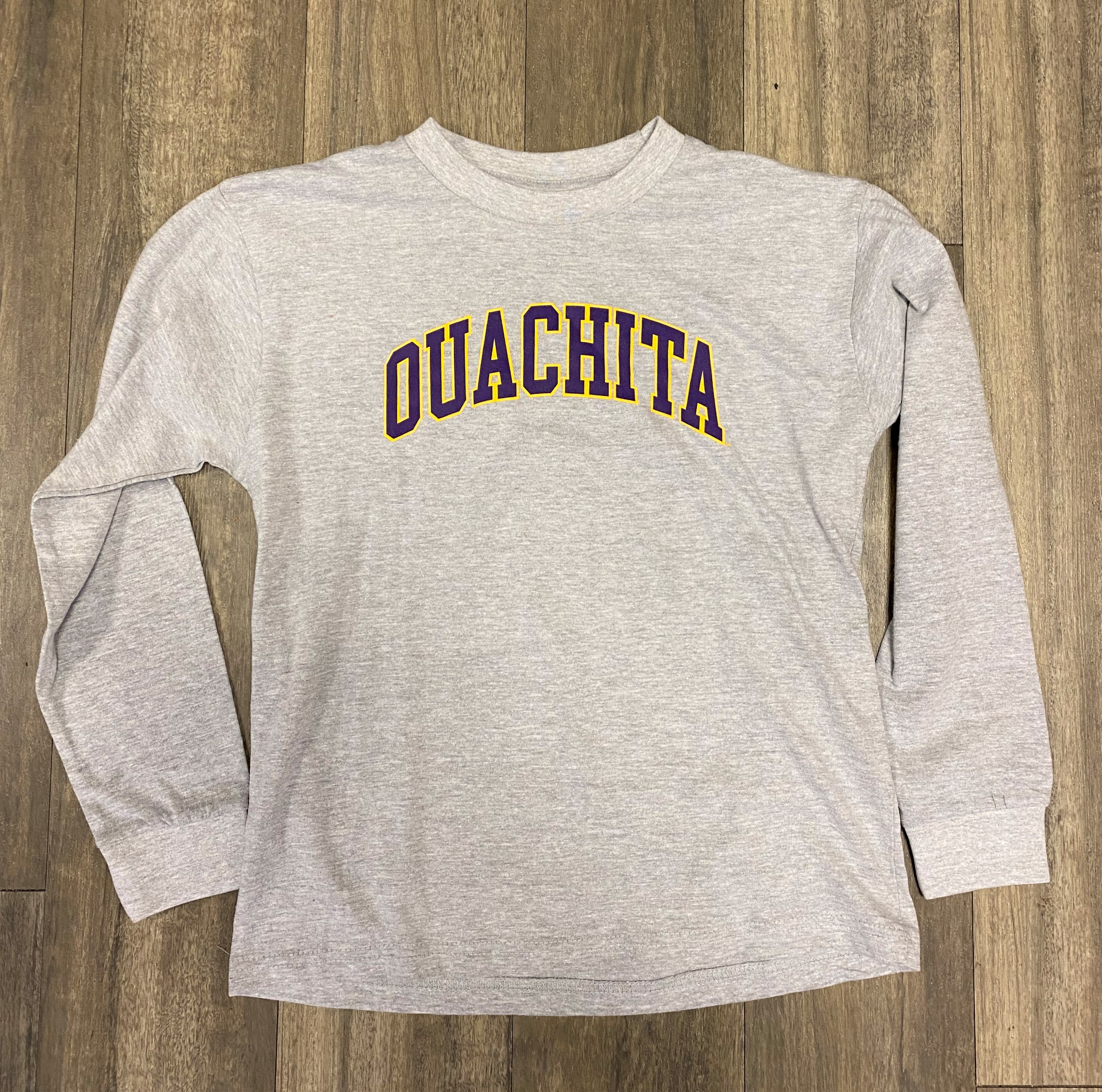 image of: OUACHITA LS YOUTH TEE