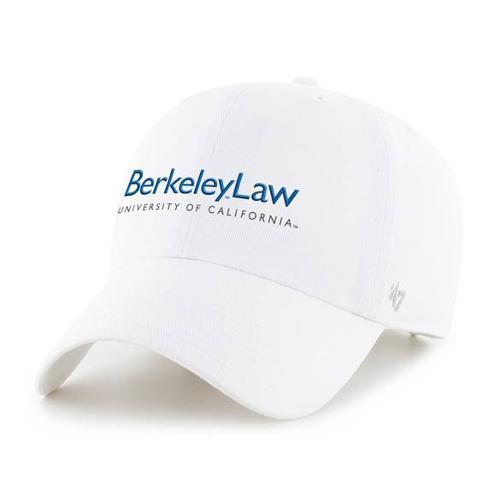 M '47 Cleanup Cap Berkeley Law