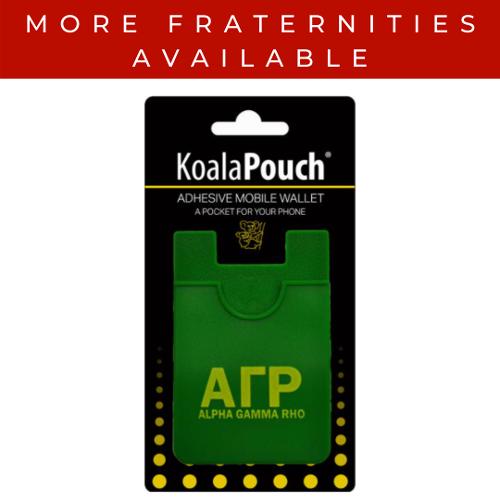 Koala Pouch Fraternity Phone Wallet - Various