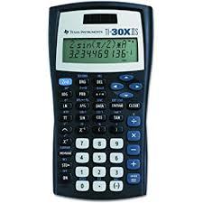 image of: Texas Instruments TI-30X IIS