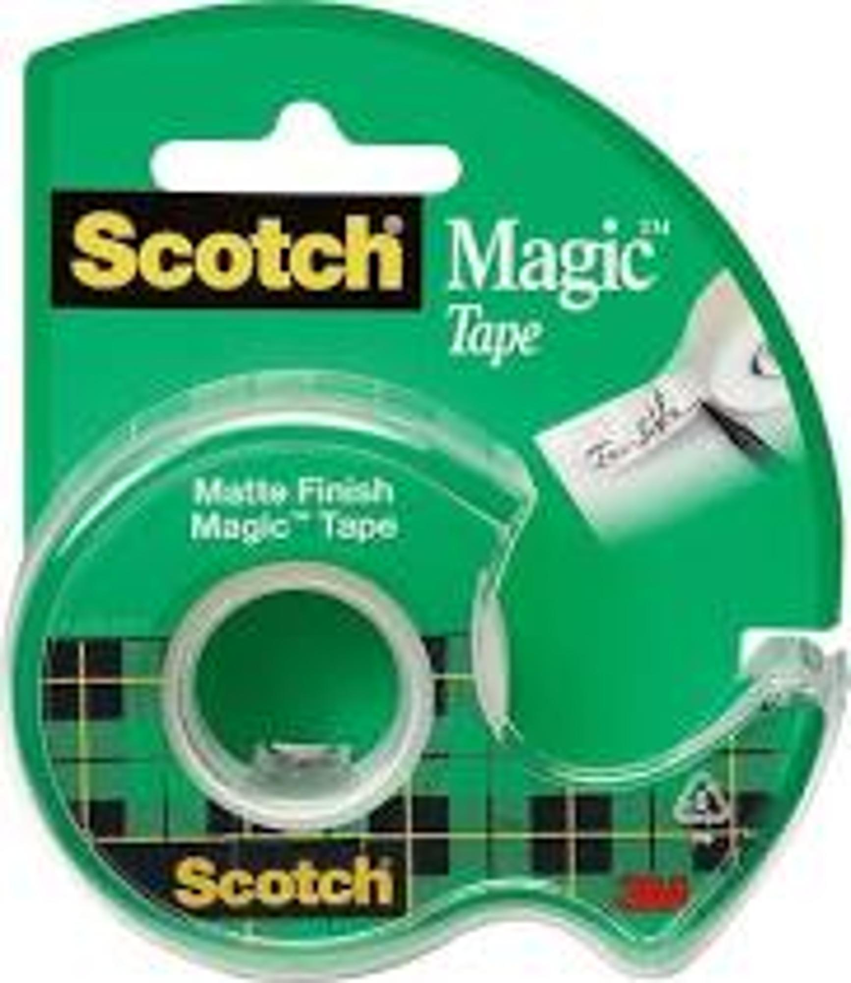 image of: Scotch Magic Tape