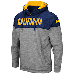 MD25-M Bart Pullover QZ Hoodie