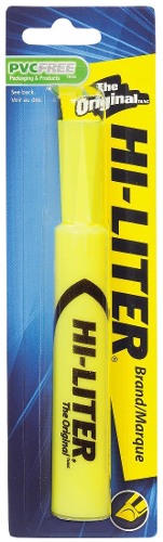 Avery Highlighter Yellow