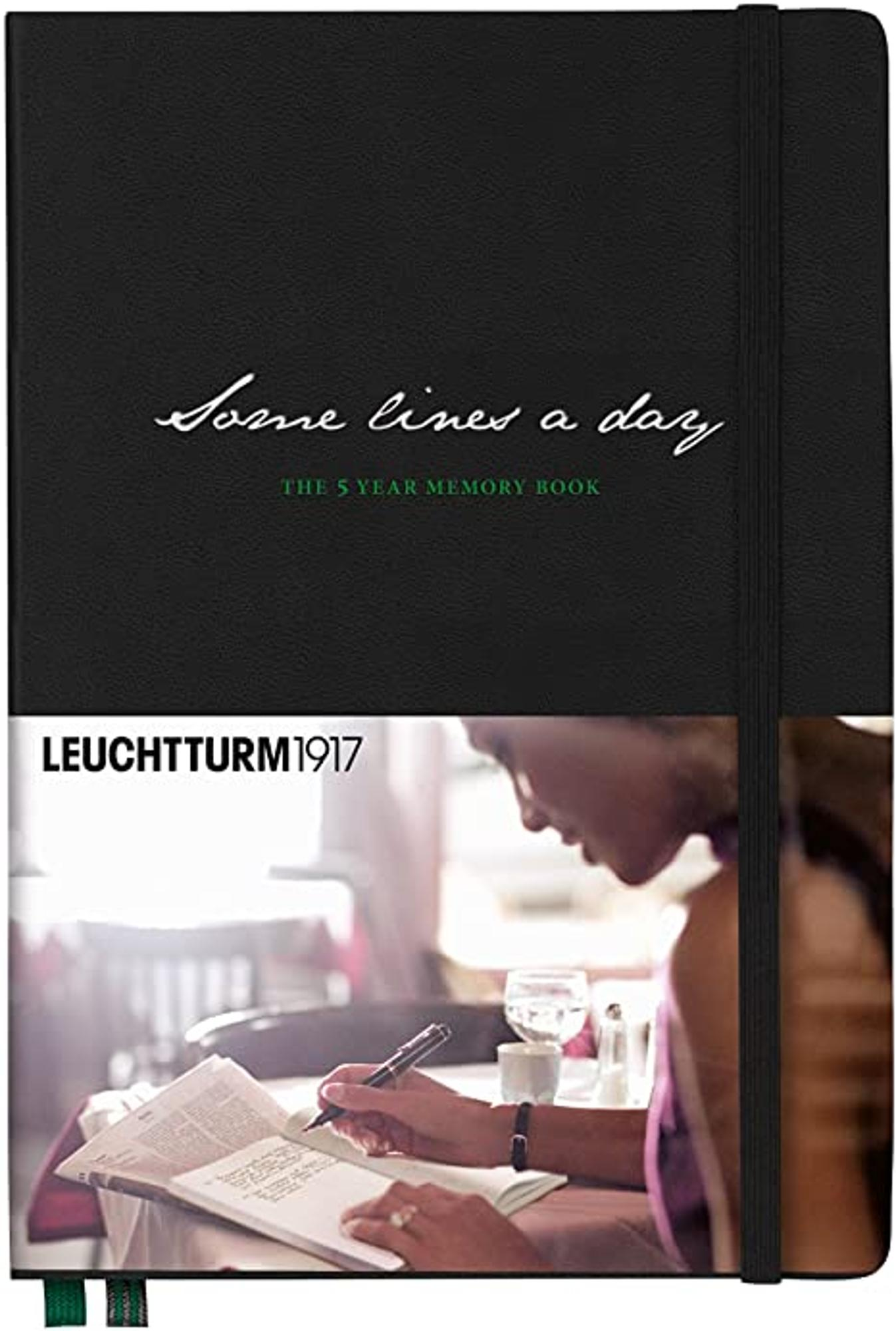 """image of: Leuchtturm1917 """"The 5 Year Memory Book"""""""