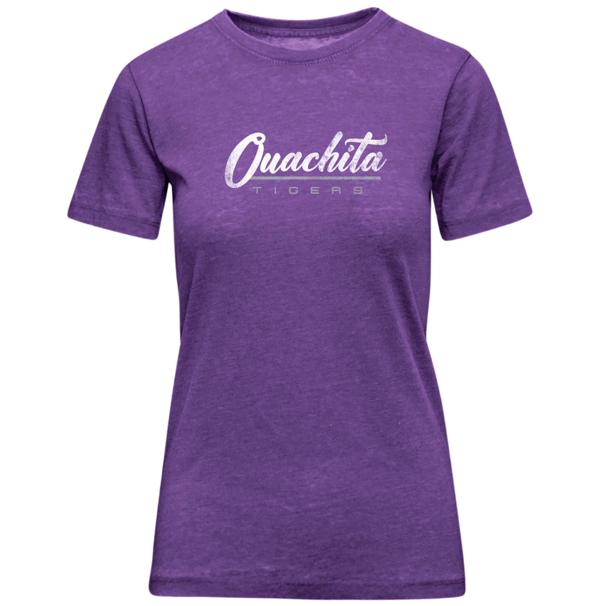 image of: Ouachita Tigers Encore Short Sleeve Tee