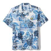 M Tommy Bahama Super Fan Silk Camp Shirt